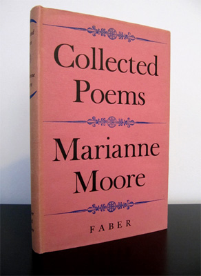 Marianne Moore collected poems 1951